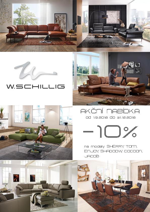 Akcia W.Schillig podzim 2018